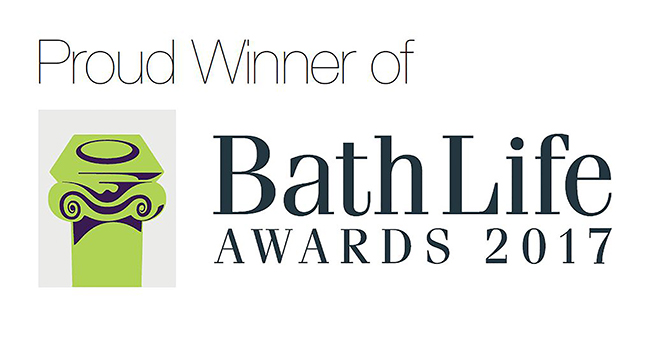Bath Life Awards Winner 2017
