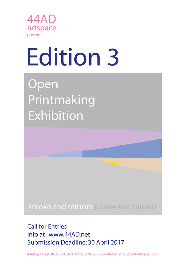 Edition 3 Printmaking Open Call to Artists